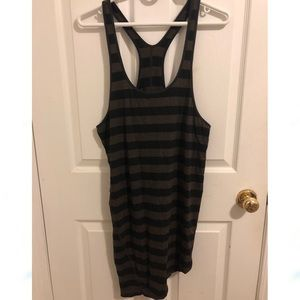 Lulu Lemon Torque Tank top - size 12